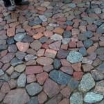 bruk z kamienia polnego